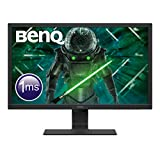 BenQ GL2480 - Monitor Gaming de 24' FullHD (1920x1080, 1ms, 75Hz, HDMI, DVI-D, VGA,...