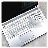 Protector de la cubierta del teclado For HP PAVILION X360 15-BR001TX 15-BR104TX...