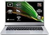 Acer Swift 3 - Ordenador Portátil 14' FullHD (AMD Ryzen 3 3200U, 8GB RAM, 512GB SSD,...