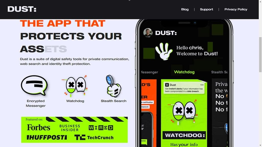 App Dust