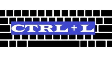CTRL + L