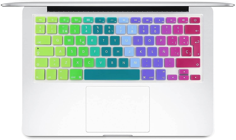 Cubierta de Silicona para Teclado de Laptop