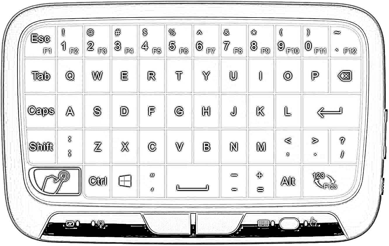 Dibujo Teclado Portatil Pc Tablet Televisor