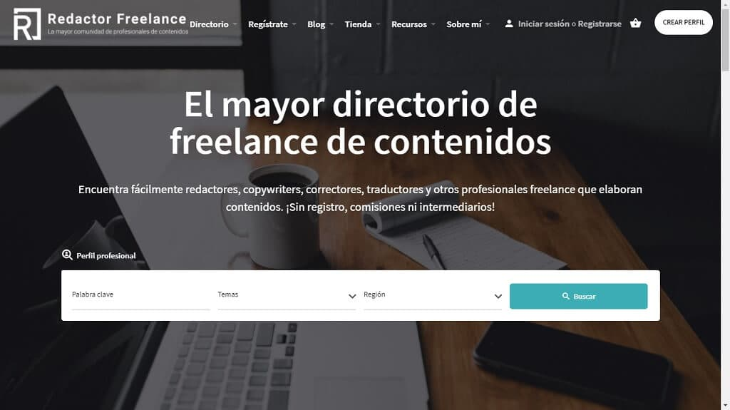 Directorio RedactorFreelance