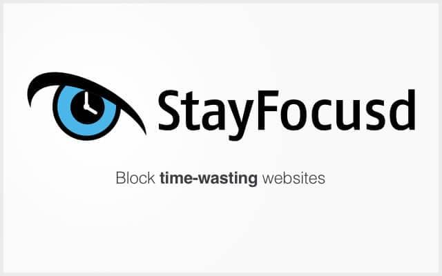 Extensión StayFocusd