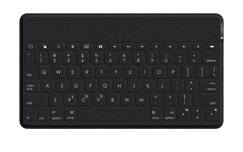 Logitech Keys-To-Go - Teclado ultraportátil para Apple