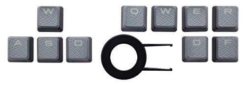 Piezas intercambiables teclado gaming