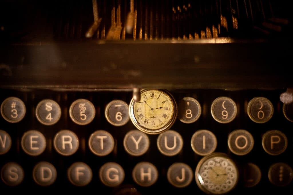 Quien invento el teclado