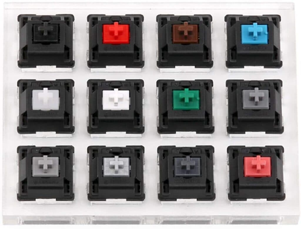 Switches Interruptores Teclado