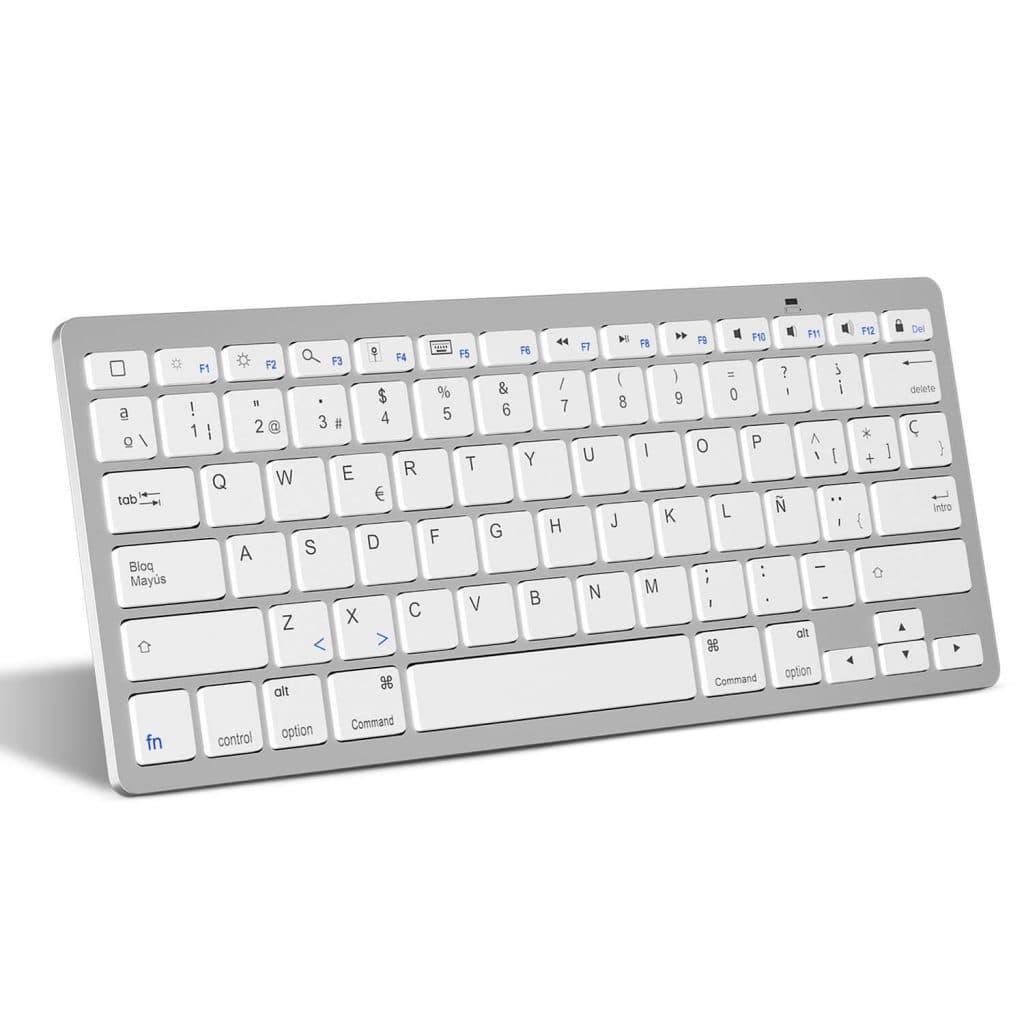 Teclado OMOTON mini ideal para Apple