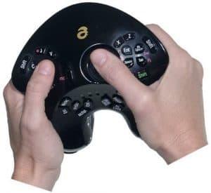 Teclado de Mano iGrip AlphaGrip