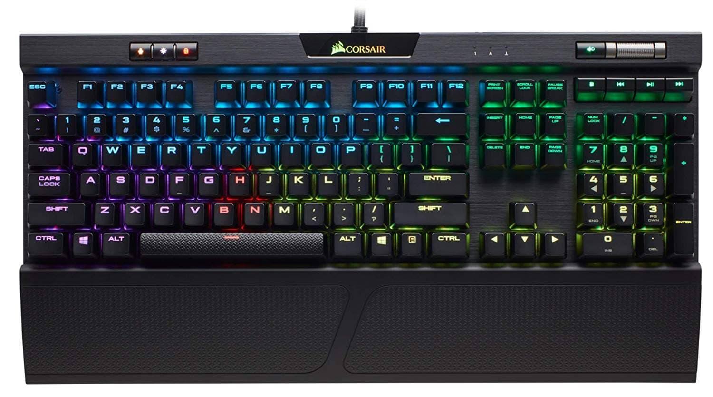 Teclado gaming Corsair K70 RGB MK 2