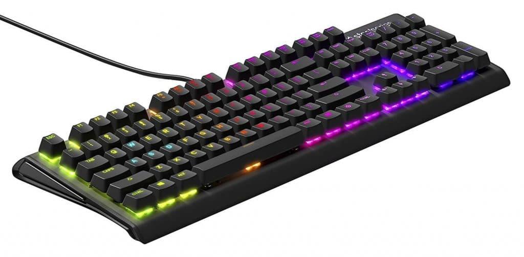 Teclado para juegos SteelSeries Apex M750