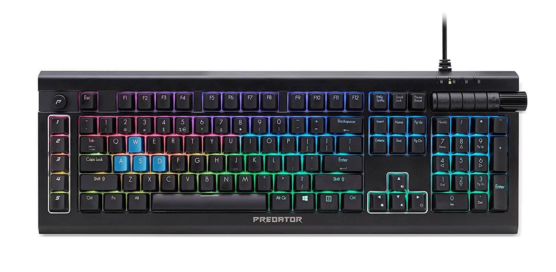 Teclado para jugar Acer Predator Aethon 500
