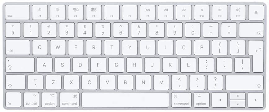 Teclados Compatibles con Mac