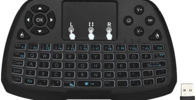 Teclados Smart TV
